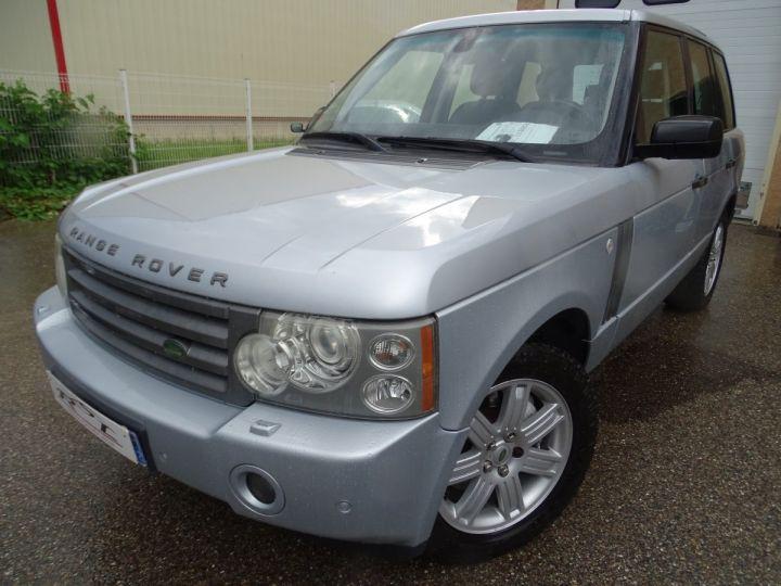 Land Rover Range Rover TDV8 3.6L BVA / Jtes 19  GPS  Pdc + Camera cd Harman Kardon argent met - 2