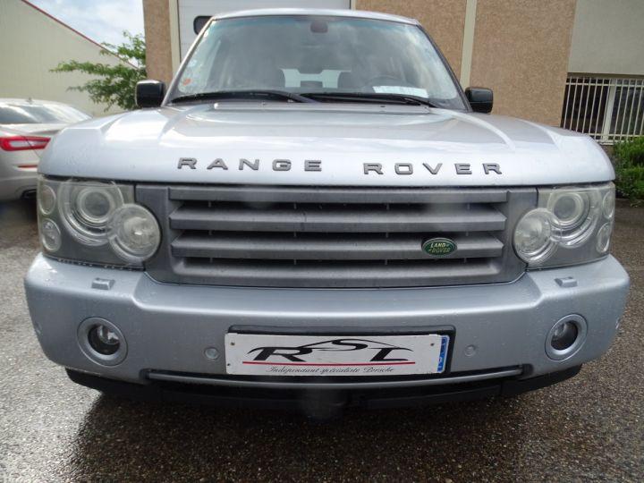 Land Rover Range Rover TDV8 3.6L BVA / Jtes 19  GPS  Pdc + Camera cd Harman Kardon argent met - 3
