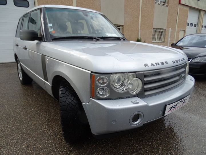 Land Rover Range Rover TDV8 3.6L BVA / Jtes 19  GPS  Pdc + Camera cd Harman Kardon argent met - 4