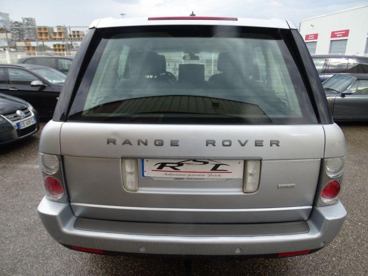 Land Rover Range Rover TDV8 3.6L BVA / Jtes 19  GPS  Pdc + Camera cd Harman Kardon argent met - 7