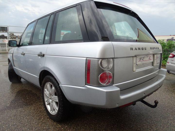 Land Rover Range Rover TDV8 3.6L BVA / Jtes 19  GPS  Pdc + Camera cd Harman Kardon argent met - 8