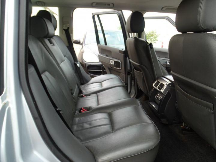 Land Rover Range Rover TDV8 3.6L BVA / Jtes 19  GPS  Pdc + Camera cd Harman Kardon argent met - 18