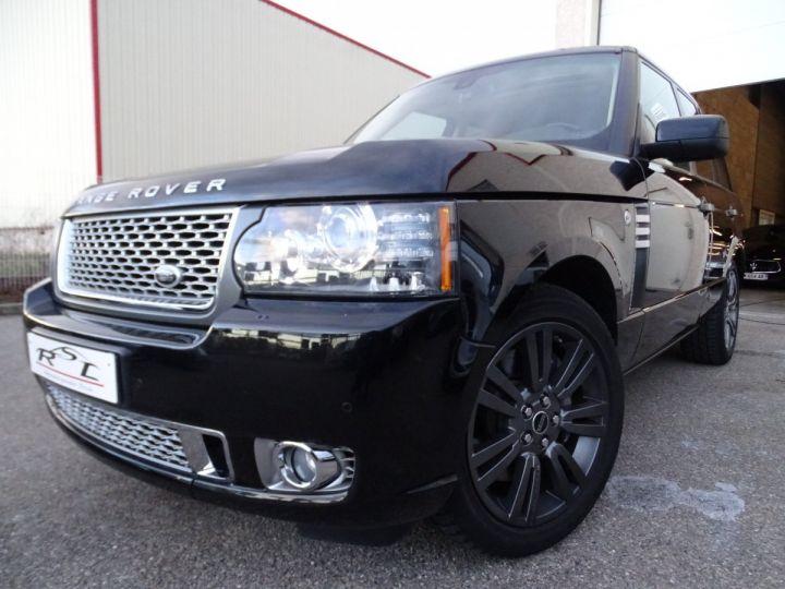 Land Rover Range Rover TDV8 4.4L 313PS VOGUE FULL options  Noir metallisé - 1