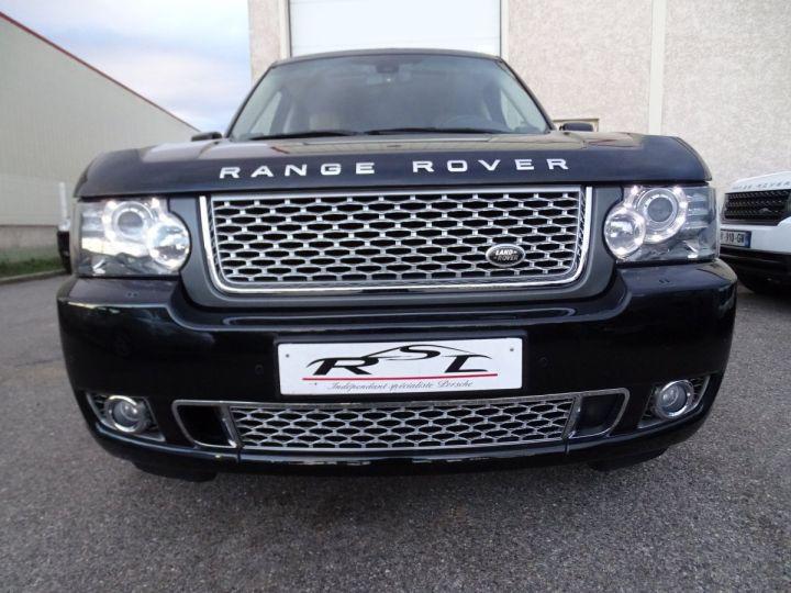 Land Rover Range Rover TDV8 4.4L 313PS VOGUE FULL options  Noir metallisé - 3