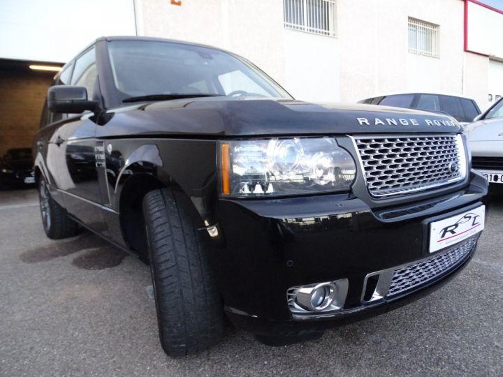 Land Rover Range Rover TDV8 4.4L 313PS VOGUE FULL options  Noir metallisé - 4