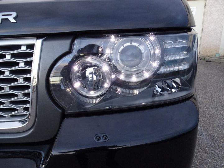Land Rover Range Rover TDV8 4.4L 313PS VOGUE FULL options  Noir metallisé - 5
