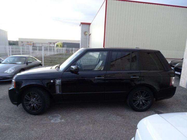 Land Rover Range Rover TDV8 4.4L 313PS VOGUE FULL options  Noir metallisé - 7