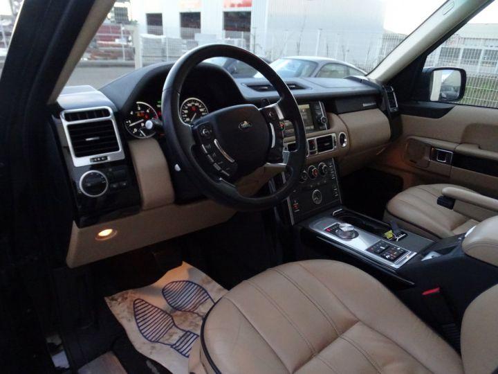 Land Rover Range Rover TDV8 4.4L 313PS VOGUE FULL options  Noir metallisé - 15