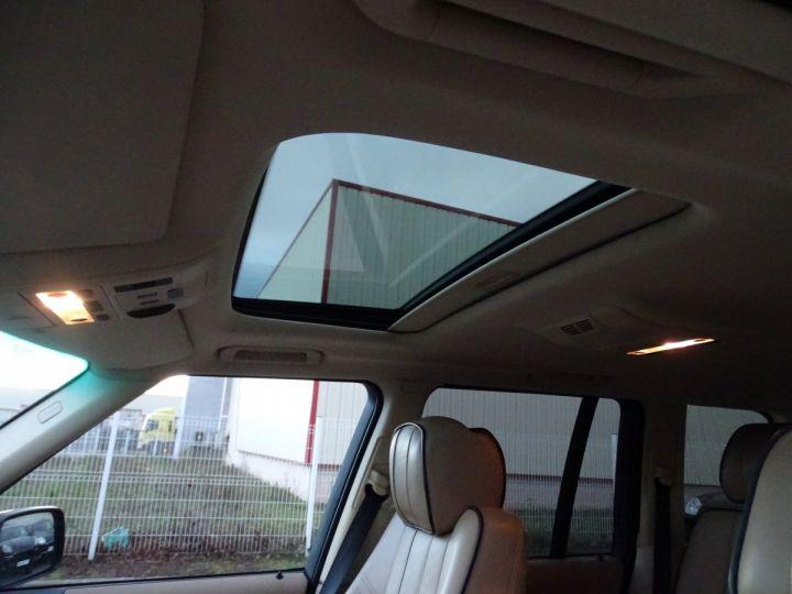 Land Rover Range Rover TDV8 4.4L 313PS VOGUE FULL options  Noir metallisé - 16