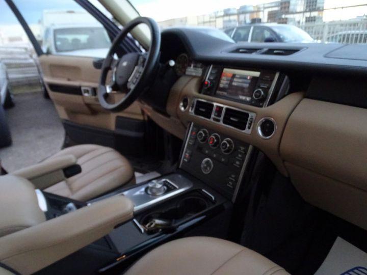 Land Rover Range Rover TDV8 4.4L 313PS VOGUE FULL options  Noir metallisé - 18