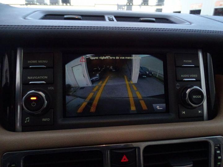Land Rover Range Rover TDV8 4.4L 313PS VOGUE FULL options  Noir metallisé - 20