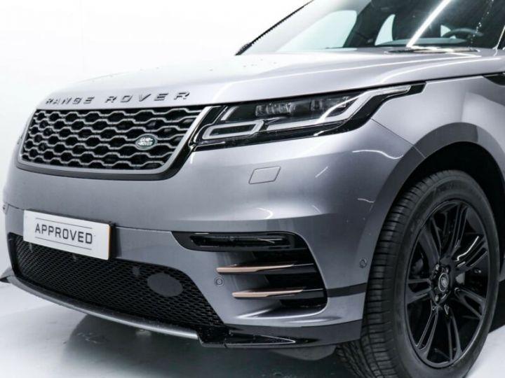 Land Rover Range Rover Velar gris - 9