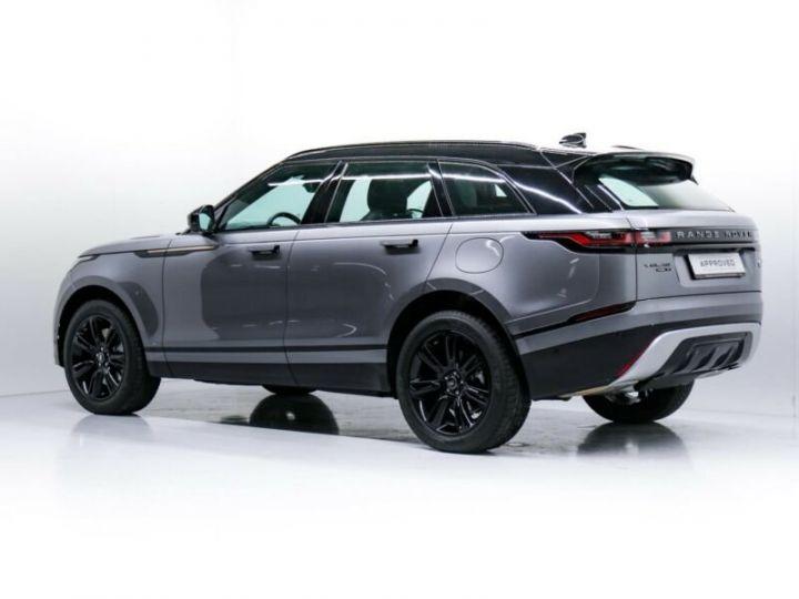 Land Rover Range Rover Velar gris - 11