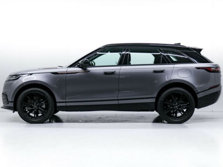 Land Rover Range Rover Velar gris - 12