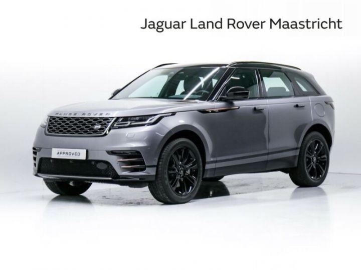 Land Rover Range Rover Velar gris - 13