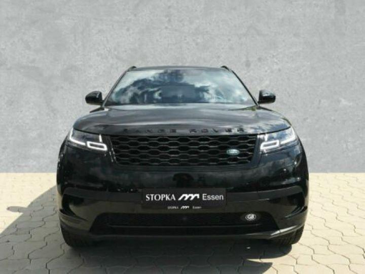 Land Rover Range Rover Velar Noir métallisée  - 1