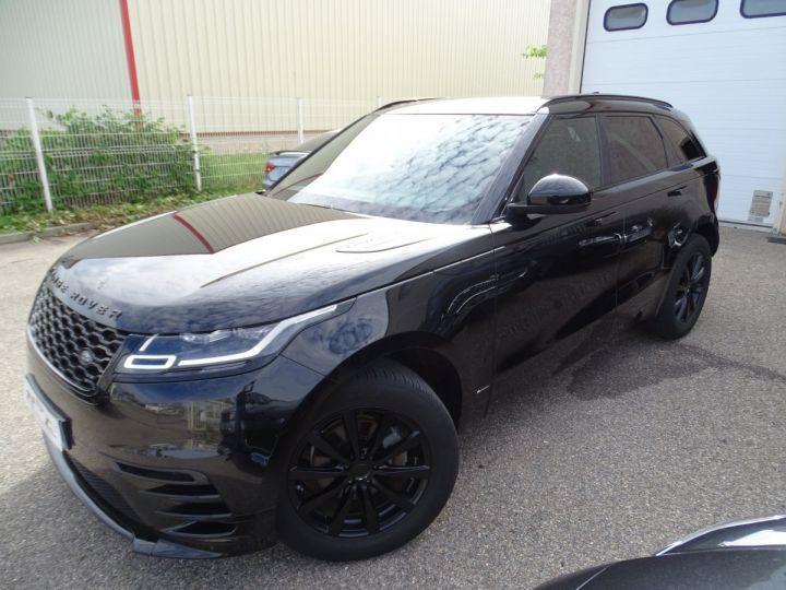 Land Rover Range Rover Velar 2.0 D240 4WD S R-DYNAMIC AUTO/ TOE Pano  jtes 19  Hayon électrique  LED  Bixenon Noir metallisé - 2