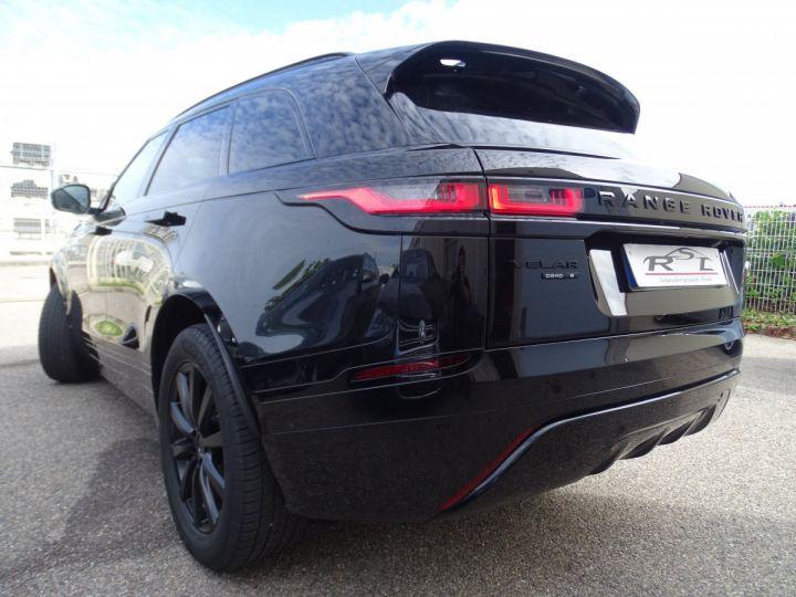 Land Rover Range Rover Velar 2.0 D240 4WD S R-DYNAMIC AUTO/ TOE Pano  jtes 19  Hayon électrique  LED  Bixenon Noir metallisé - 6