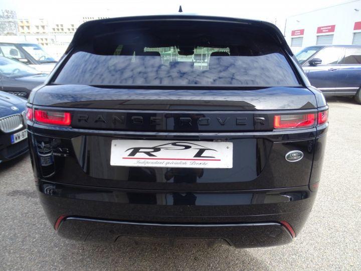 Land Rover Range Rover Velar 2.0 D240 4WD S R-DYNAMIC AUTO/ TOE Pano  jtes 19  Hayon électrique  LED  Bixenon Noir metallisé - 7