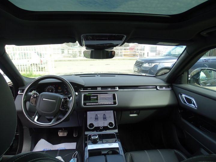 Land Rover Range Rover Velar 2.0 D240 4WD S R-DYNAMIC AUTO/ TOE Pano  jtes 19  Hayon électrique  LED  Bixenon Noir metallisé - 9