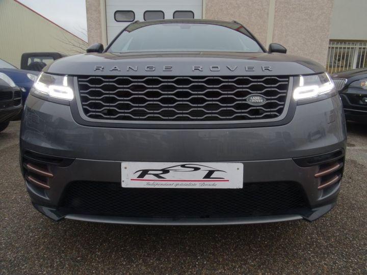 Land Rover Range Rover Velar 2.0D AWD 240PS S R Dynamic Full options VN 87.000E toe pano Camera Jtes 22 LED  gris Corris métallisé - 3