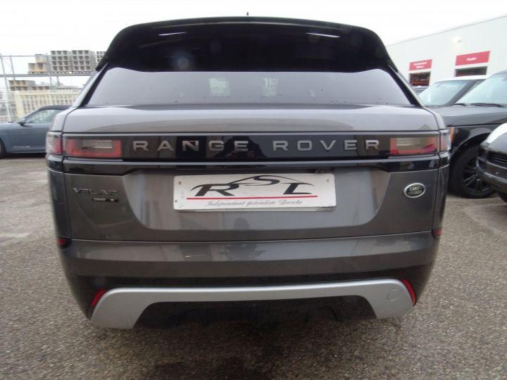 Land Rover Range Rover Velar 2.0D AWD 240PS S R Dynamic Full options VN 87.000E toe pano Camera Jtes 22 LED  gris Corris métallisé - 8