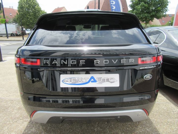 Land Rover Range Rover Velar 2.0P 250CH R-DYNAMIC AWD BVA9 Noir Occasion - 7
