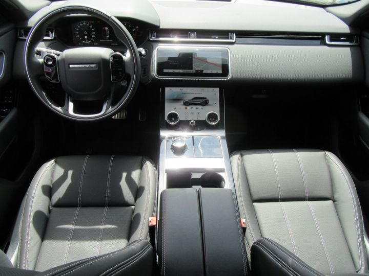 Land Rover Range Rover Velar 2.0P 250CH R-DYNAMIC AWD BVA9 Noir Occasion - 10