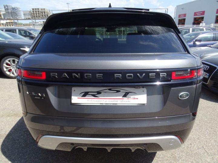 Land Rover Range Rover Velar 240PS BVA S R Dynamic/ TOIT Pano  lecture tete haute  Jtes 20  LED ... gris ammonite met - 7
