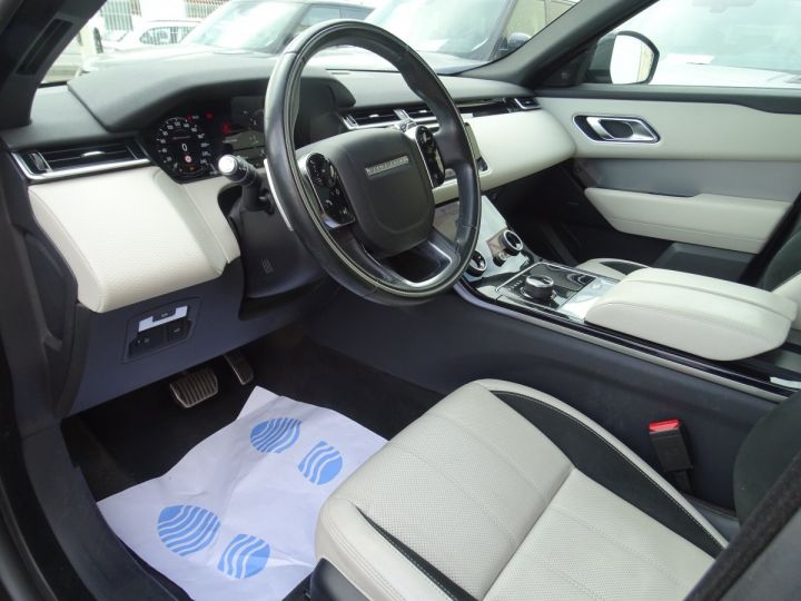 Land Rover Range Rover Velar 240PS BVA S R Dynamic/ TOIT Pano  lecture tete haute  Jtes 20  LED ... gris ammonite met - 9