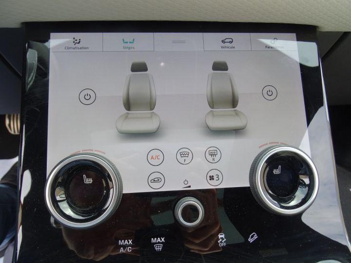 Land Rover Range Rover Velar 240PS BVA S R Dynamic/ TOIT Pano  lecture tete haute  Jtes 20  LED ... gris ammonite met - 12