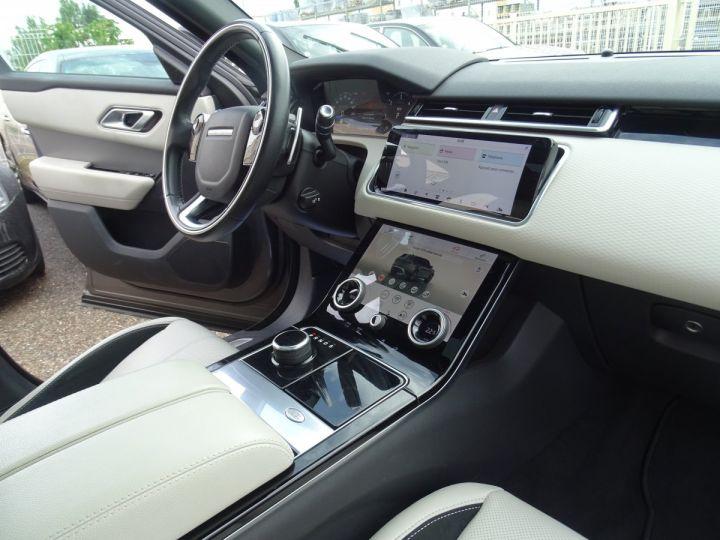 Land Rover Range Rover Velar 240PS BVA S R Dynamic/ TOIT Pano  lecture tete haute  Jtes 20  LED ... gris ammonite met - 15