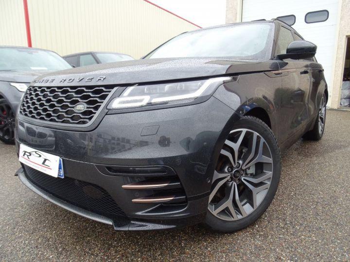 Land Rover Range Rover Velar 3.0D 300PS HSE R-Dynamic FULL Options .... Jtes 21 Pano Reg de vitesse adapt ..... storm grey met - 1