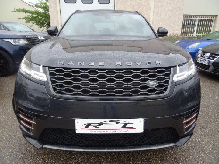 Land Rover Range Rover Velar 3.0D 300PS HSE R-Dynamic FULL Options .... Jtes 21 Pano Reg de vitesse adapt ..... storm grey met - 2