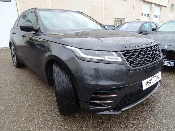Land Rover Range Rover Velar 3.0D 300PS HSE R-Dynamic FULL Options .... Jtes 21 Pano Reg de vitesse adapt ..... storm grey met - 3