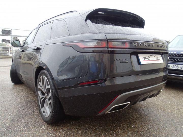 Land Rover Range Rover Velar 3.0D 300PS HSE R-Dynamic FULL Options .... Jtes 21 Pano Reg de vitesse adapt ..... storm grey met - 4