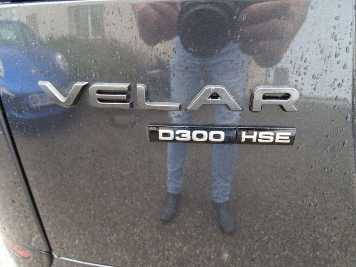 Land Rover Range Rover Velar 3.0D 300PS HSE R-Dynamic FULL Options .... Jtes 21 Pano Reg de vitesse adapt ..... storm grey met - 18