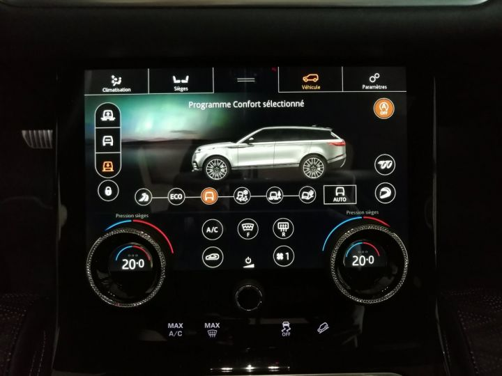 Land Rover Range Rover Velar 5.0 SVA 550 CV BVA Noir - 16