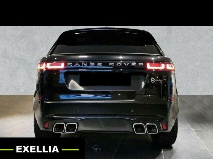 Land Rover Range Rover Velar  5.0 SVA-D SVA DYNAMIC EDITION AUTO NOIR Occasion - 8