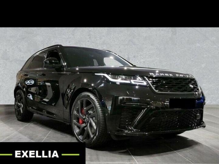 Land Rover Range Rover Velar  5.0 SVA-D SVA DYNAMIC EDITION AUTO NOIR Occasion - 10