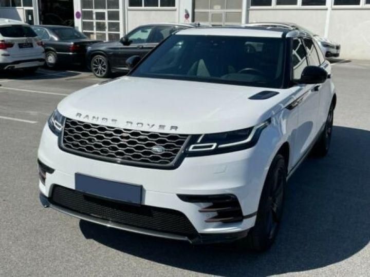 Land Rover Range Rover Velar D240 BVA HSE R-Dynamic / GPS / Toit pano / Garantie 12 mois Blanc - 1
