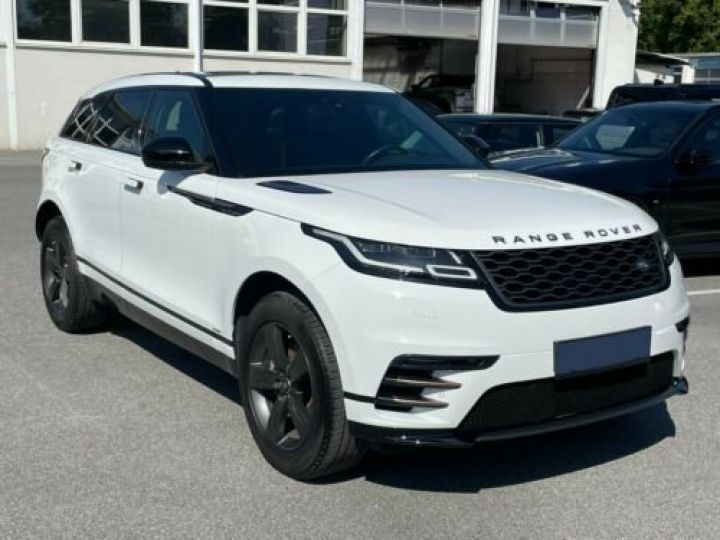 Land Rover Range Rover Velar D240 BVA HSE R-Dynamic / GPS / Toit pano / Garantie 12 mois Blanc - 3