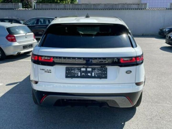 Land Rover Range Rover Velar D240 BVA HSE R-Dynamic / GPS / Toit pano / Garantie 12 mois Blanc - 5