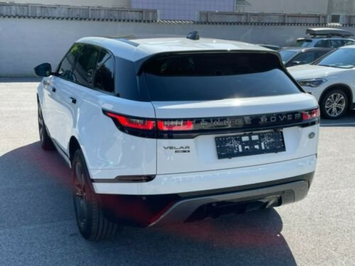Land Rover Range Rover Velar D240 BVA HSE R-Dynamic / GPS / Toit pano / Garantie 12 mois Blanc - 6