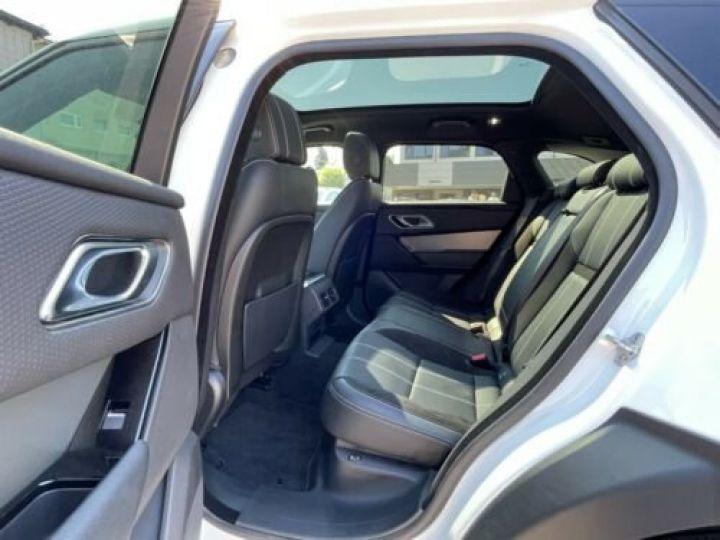 Land Rover Range Rover Velar D240 BVA HSE R-Dynamic / GPS / Toit pano / Garantie 12 mois Blanc - 10