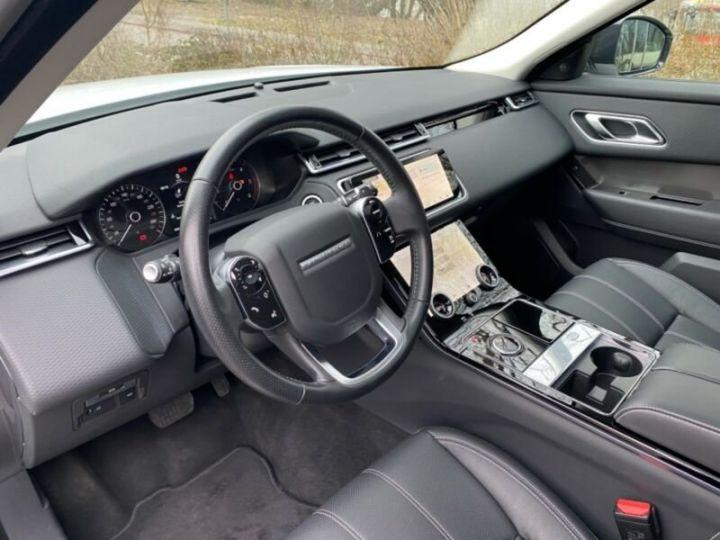 Land Rover Range Rover Velar Land-Rover Range Rover Velar 2.0L D180 BVA Blanc - 12