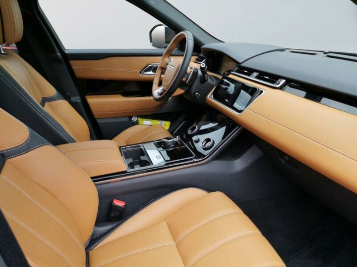 Land Rover Range Rover Velar Land Rover Range Rover Velar 3.0 V6 P380 R-Dynamic HSE  Silicium Silver Premium Metalli - 5