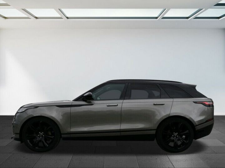 Land Rover Range Rover Velar Land Rover Range Rover Velar 3.0 V6 P380 R-Dynamic HSE  Silicium Silver Premium Metalli - 8