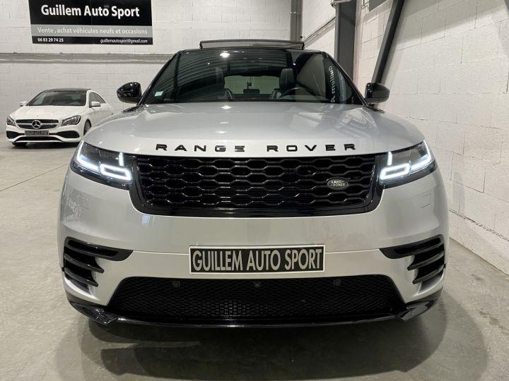Land Rover Range Rover Velar P250 BVA SE R-Dynamic 4WD GRIS - 5