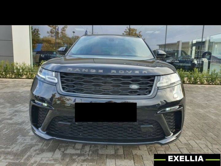 Land Rover Range Rover Velar P550 SVAuto Dynamic  NOIR PEINTURE METALISE  Occasion - 3